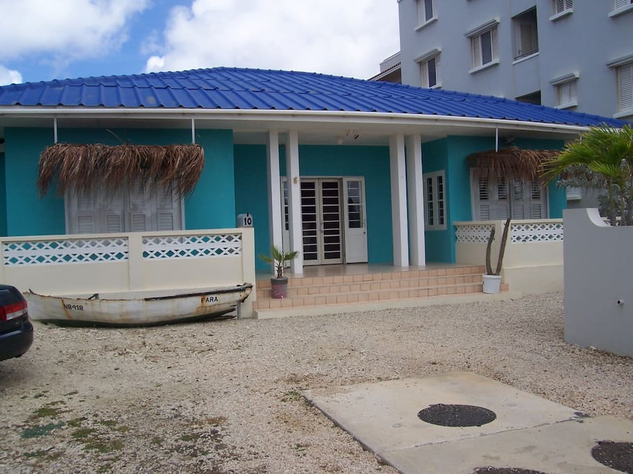 OCEANFRONT HOME up to 4 persons