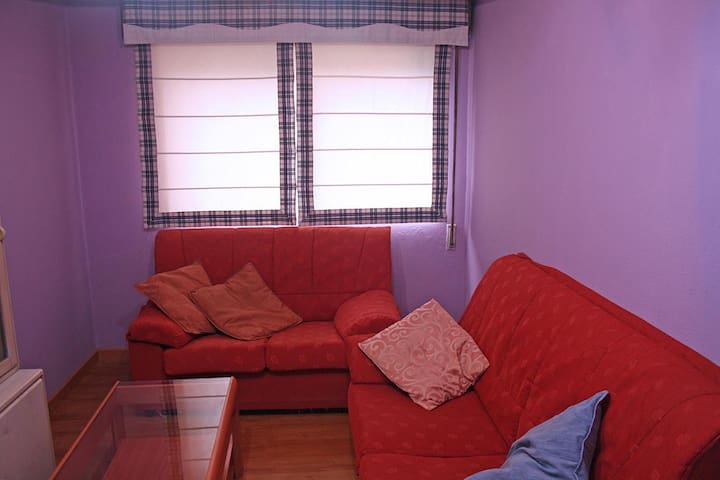 ideal familias a 4km de la catedral - Milladoiro - Apartment