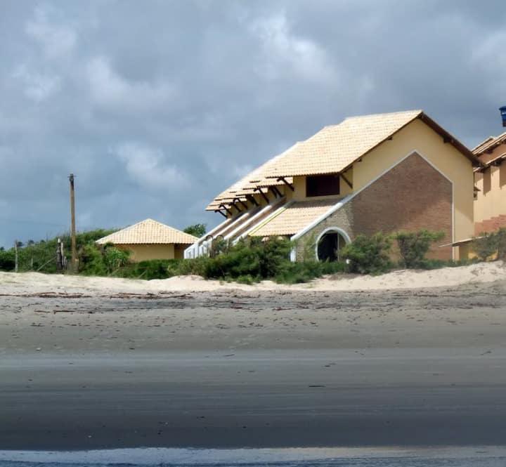Casa na Praia Genipabu