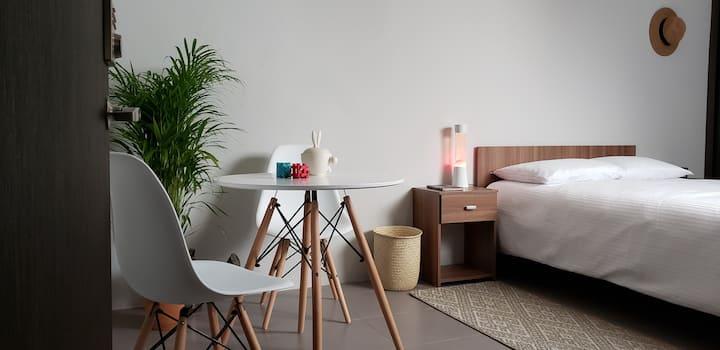 Pequeño y acogedor mini apartamento N•8