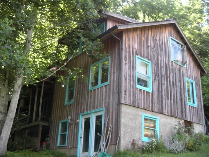 Mountain Eco Retreat near Asheville
