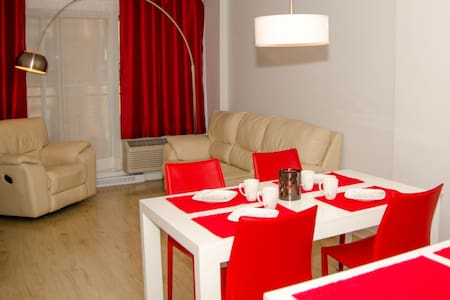 Downtown -terrace -family friendly - Montreal - Apartment