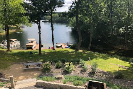 Beautiful Waterfront Home - Mousam Lake