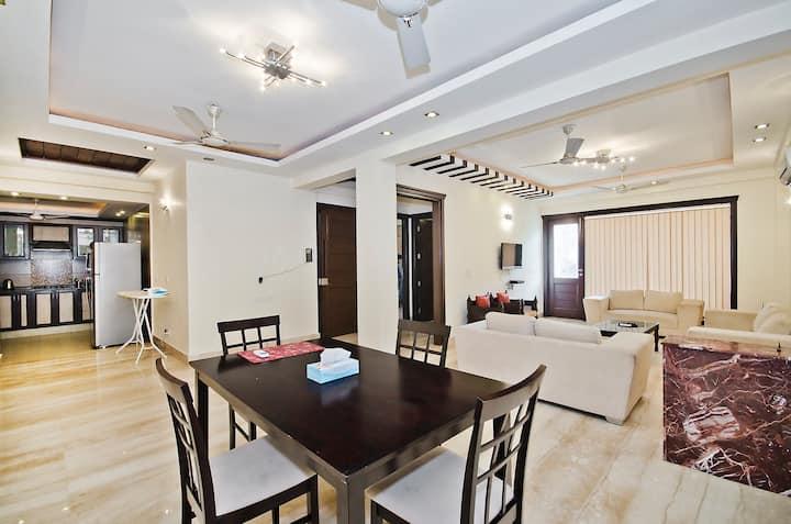 3 BHK Modern Apartment SOUTH DELHI