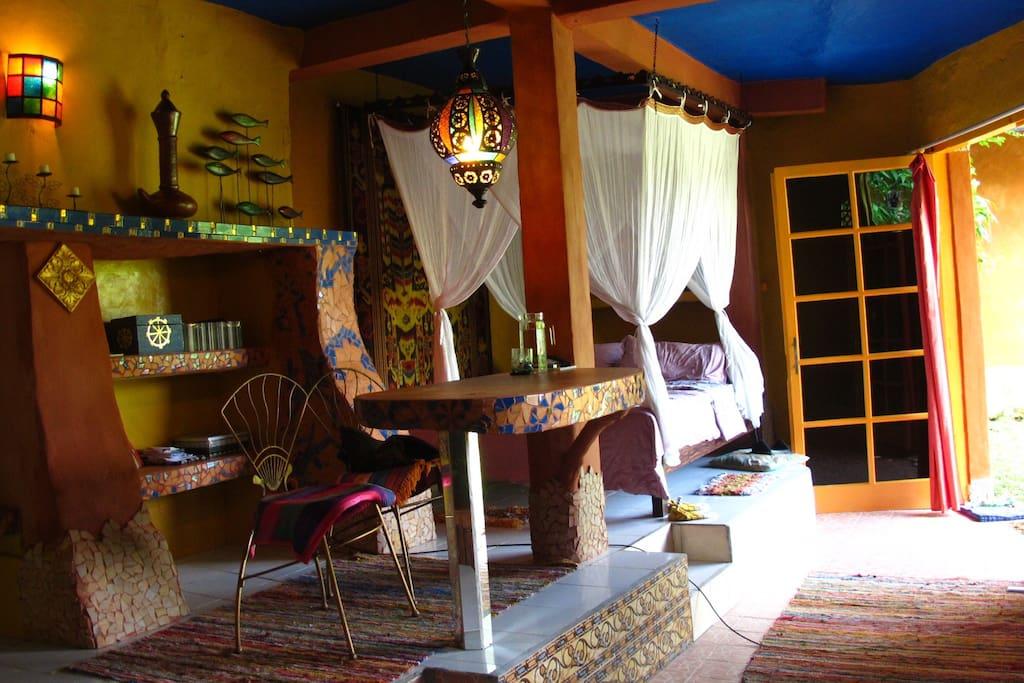 Santa Mandala fabulous place,Ubud!