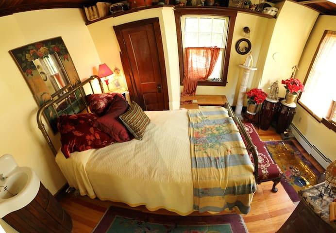 Peaks Island: Cuba Room