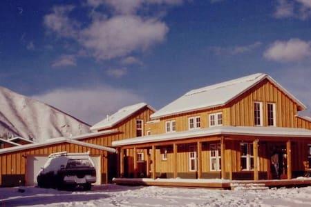 Cozy Family Farmhouse  - Hailey