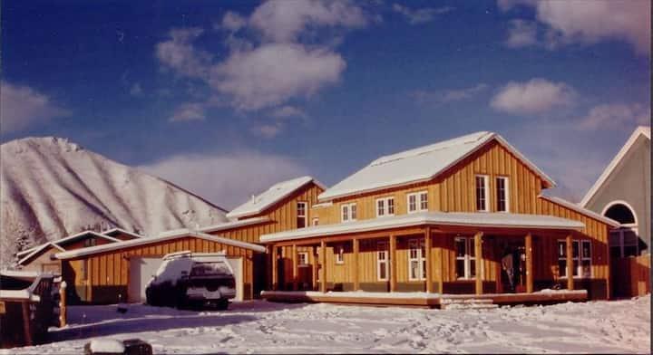 Cozy Family Farmhouse