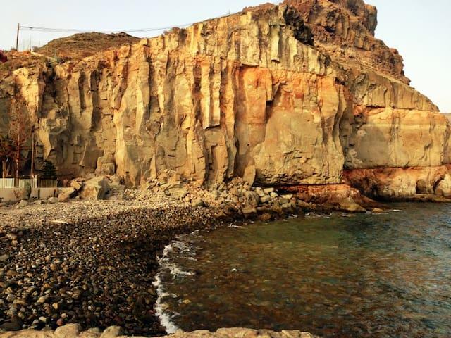 Puerto de Mogán -Céntrico Estudio1º