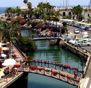 Puerto de Mogán-Bonito apartamento - Wohnung