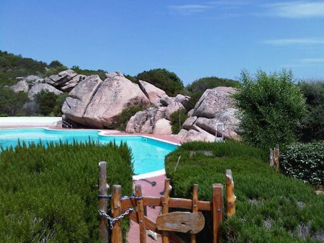 villa for rent in porto rafael - Punta Sardegna - House