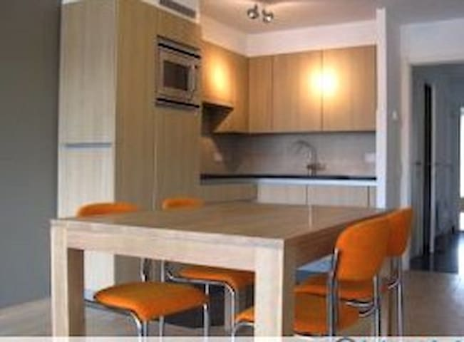 Lovely apartment+garage, 4-5 pers - Bredene - Apartment
