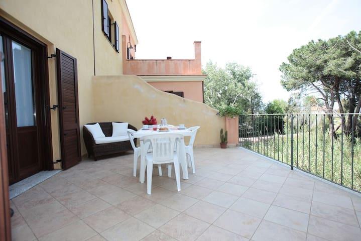 Casa Vacanze SA Domu App. tipol.2 - Arbatax - Apartment