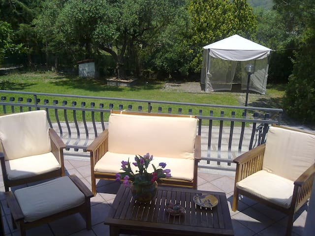 """Wonderful villa"" with garden  - Castellabate - Villa"