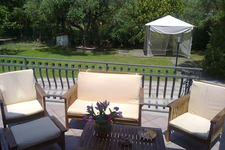 """""""Wonderful villa"""" with garden  - Castellabate - 別荘"""