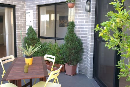 Boutique apartment at hostel rates! - Homebush West - อพาร์ทเมนท์