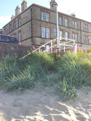 Seaside Flat - North Berwick - Apartament