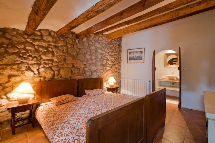 Cal Pau Cruset - Casa Tempranillo - Torrelles De Foix - Apartment