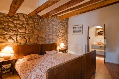 Cal Pau Cruset - Casa Tempranillo - Torrelles De Foix - Daire