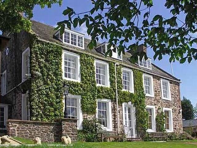 Waren House Hotel, Belford, Northumberland