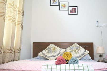 Comfortable, Convenient & Luxury AC stay in Dhaka