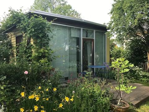 Idyllic Tiny House í Landshut, Hofberg