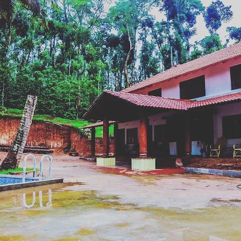 Nature's pilgrim - homestay in Chikmagalur