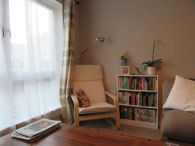 Spacious modern flat in a pretty, quiet cul-de-sac - Cambridge - Flat