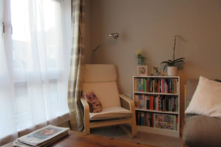 Spacious modern flat in a pretty, quiet cul-de-sac - ケンブリッジ
