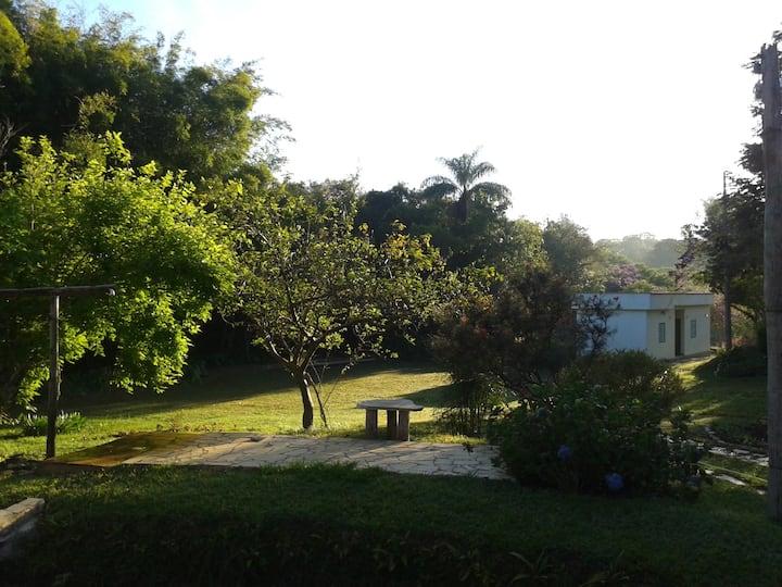 Casa no Campo / Suíte 01