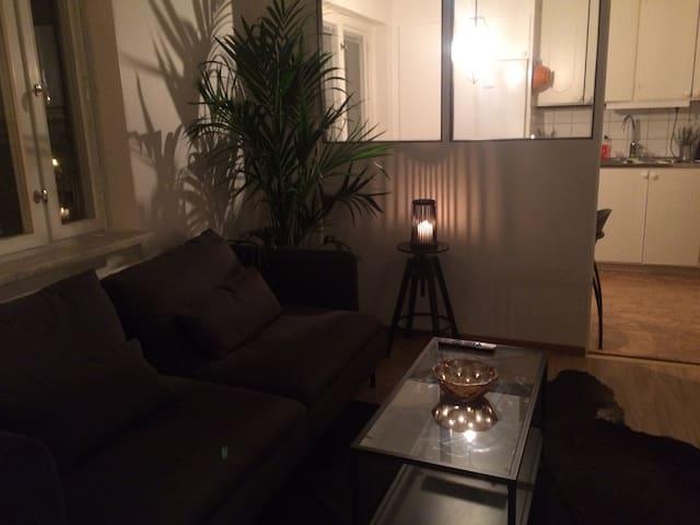 Mysig lägenhet för dig själv! - Umeå - Apartment