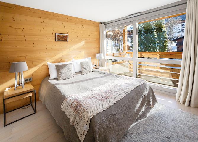 Amazing 2 bedroom apt Megève - Vacances - AE401