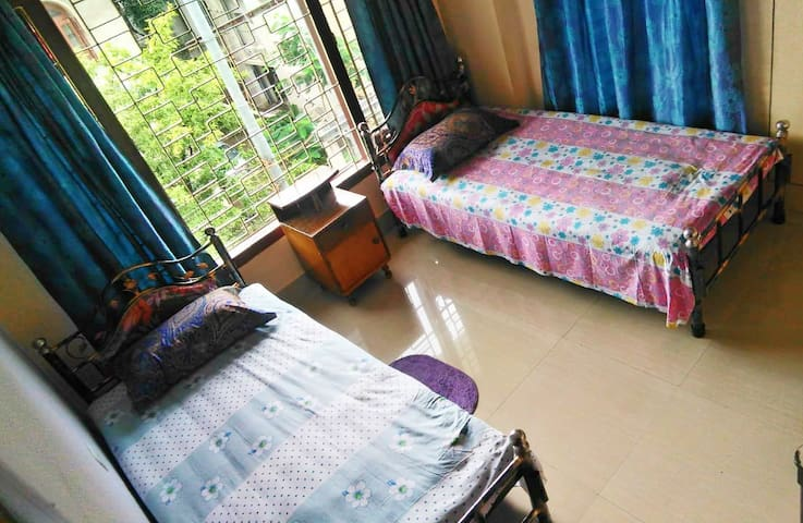 Aryadhaani Homestay near Nemcare in GS Road (OKNE)
