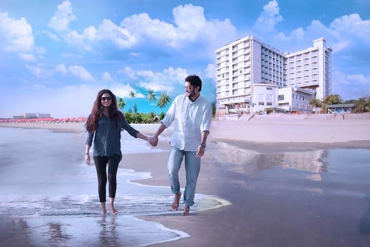Sayeman Beach Resort 9