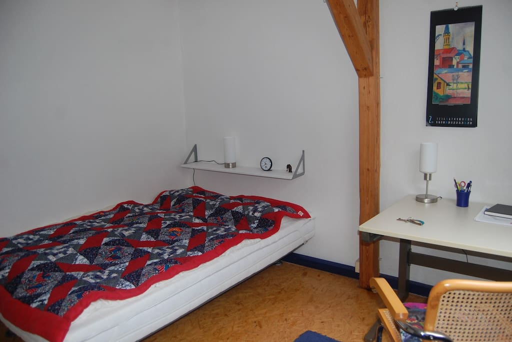 Das Zimmer zum Park (Zimmer 1)