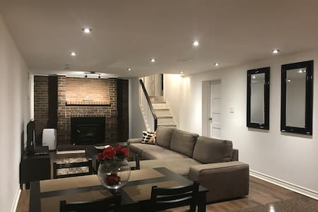 Cozy Basement Apartment in Downtown Richmond Hill