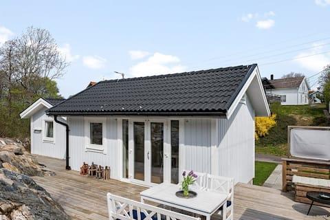 Laipni lūdzam Casa Anna skaistajā salā Asperö.