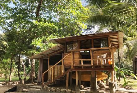 Pacific Dreams - BEACHFRONT Tree House !