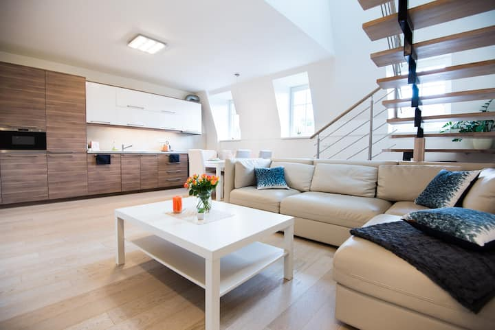 Luxury Duplex Apartments Bulharska