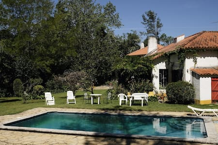 House in an idyllic and romantic garden in Sintra - Sintra - Villa
