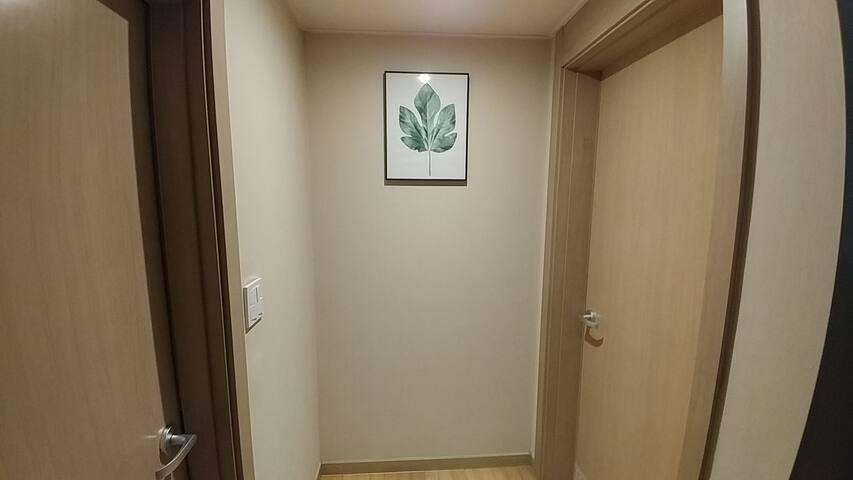 더월드스테이트 아파트, 편안하고 깨끗한 공간^^
