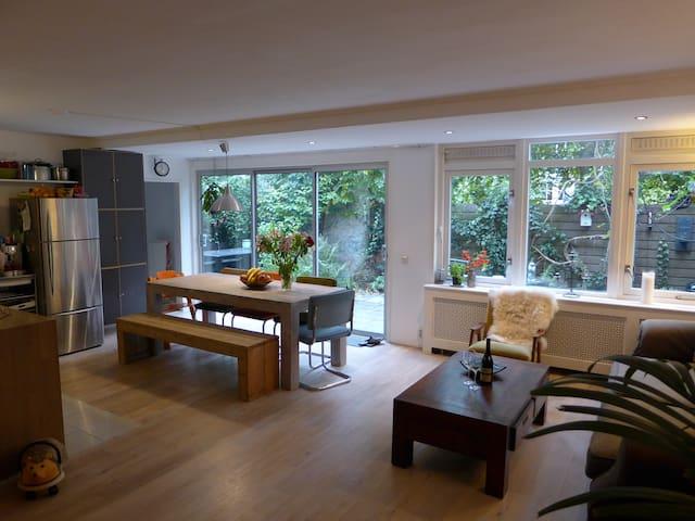 Great central apt for people who enjoy life - 阿姆斯特丹 - 公寓