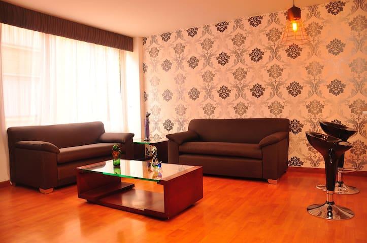 Apartamento cedritos zona rosa