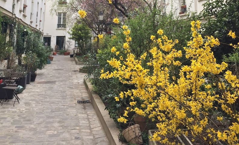 ★Charmant studio - proche Montmartre