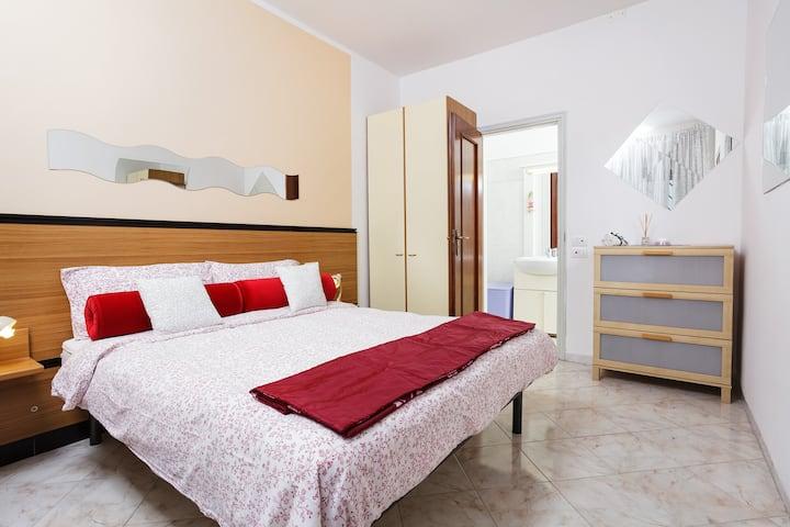 Appartamento Tulipe a Riccione fino a 3 persone