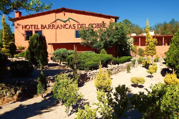 HOTEL BARRANCAS DEL COBRE  / POSADA BARRANCAS