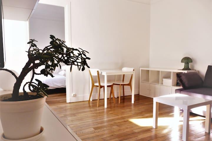 Appartement Paris 10ème arrondissement