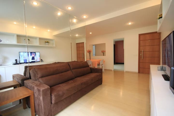 Guilhermina 303 | Wi-fi | 3 bedrooms | 6 pax