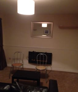 Double room near Airport (Wilmslow) - Appartement