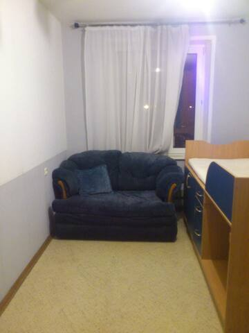 Уютная квартира рядом с метро - Moskva - Daire